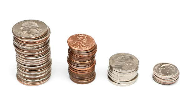 ecommerce sales tax coins